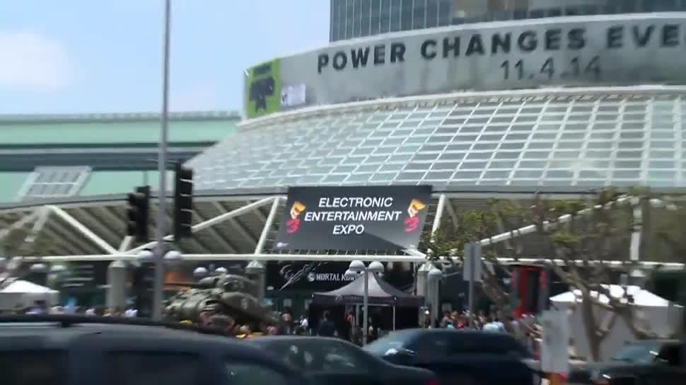 E3, Oculus Rift, Messe, Videospiele, Computerspiele, E3 2015, Dpa, Project Morpheus, Los Angeles, Videospielmesse