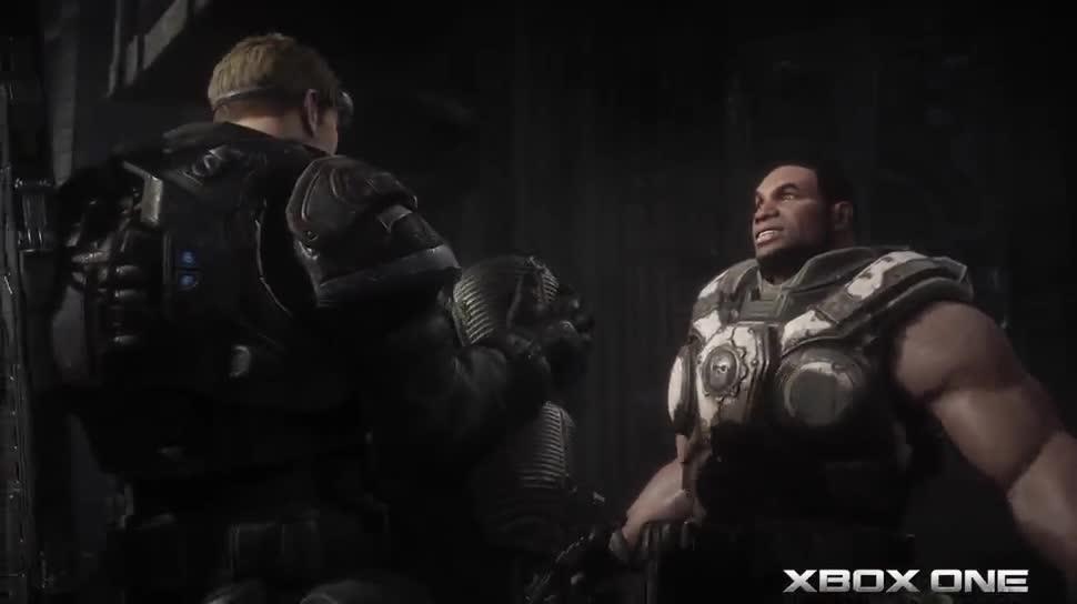 Microsoft, Trailer, Windows 10, Xbox, Xbox One, E3, actionspiel, Microsoft Xbox One, E3 2015, Gears of War 3, Gears of War: Ultimate Edition