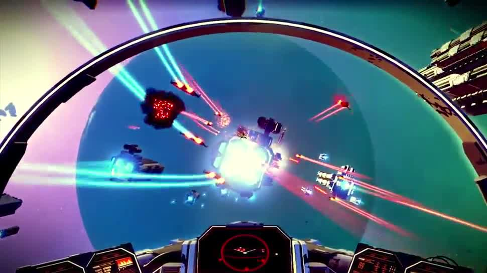 Trailer, E3, Simulation, E3 2015, No Man's Sky, Hello Games