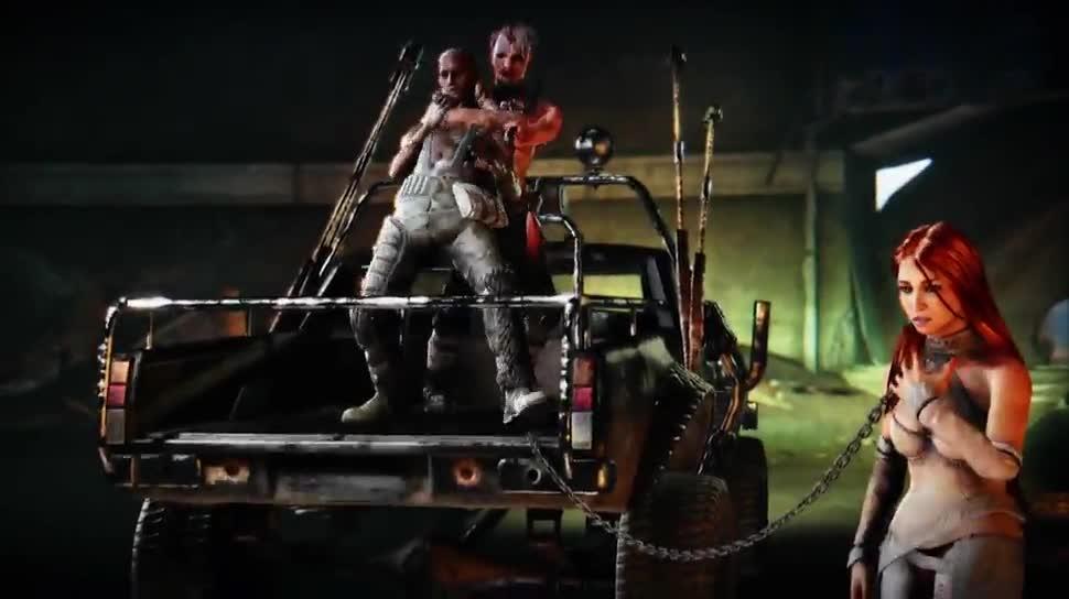 Trailer, E3, actionspiel, Warner Bros., E3 2015, Mad Max, Avalanche Studios