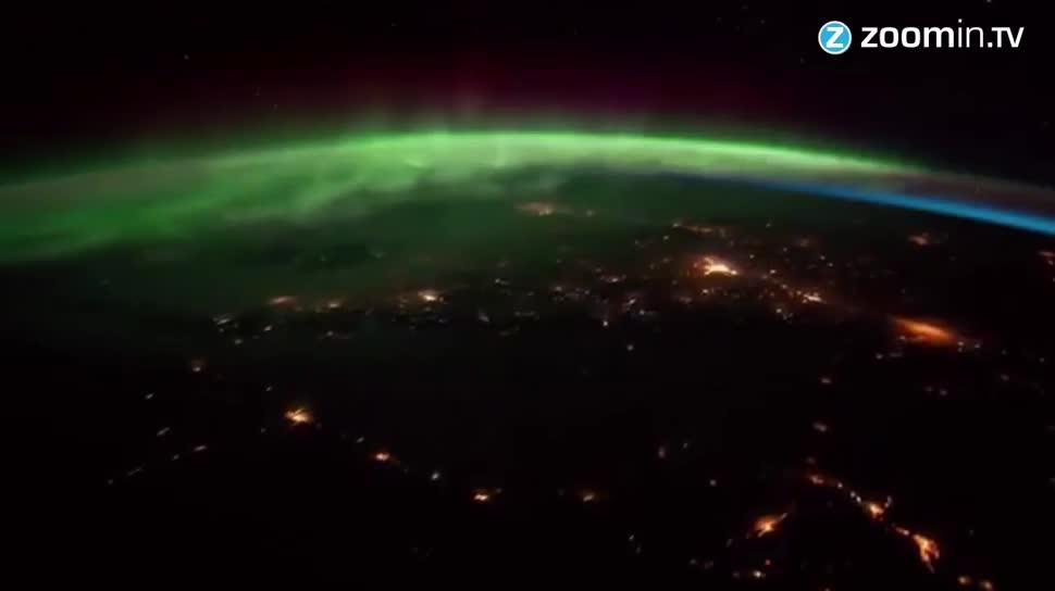 Zoomin, Weltraum, Raumfahrt, Iss, Erde