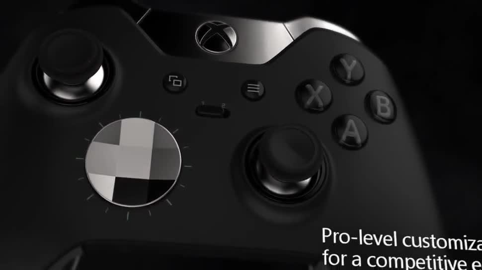 Microsoft, Xbox, Xbox One, E3, Microsoft Xbox One, Controller, E3 2015, Xbox Elite Wireless Controller