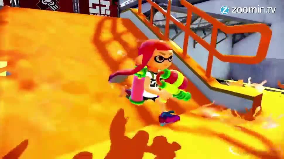 Nintendo, Shooter, Verkaufszahlen, Zoomin, Wii U, Splatoon