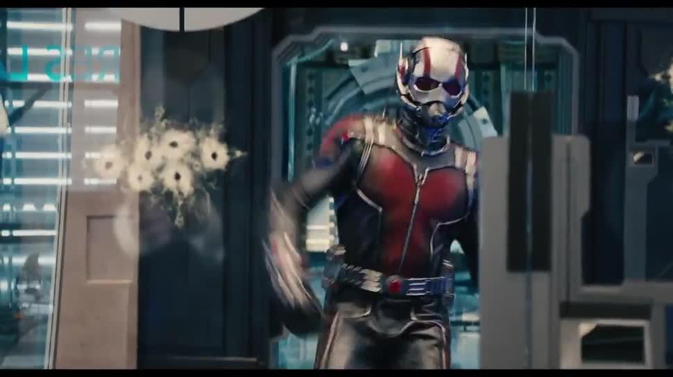 Trailer, Kino, Kinofilm, Marvel, Ant-Man
