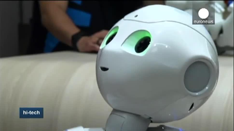 Roboter, Künstliche Intelligenz, Ki, EuroNews, Aldebaran, Innorobo, Paro, Stäubli, ExoAtlet