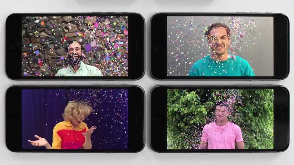 Smartphone, Apple, Iphone, Werbung, Werbespot, iPhone 6, iPhone 6 Plus, Kundenzufriedenheit