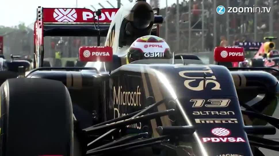 Zoomin, Rennspiel, Codemasters, Formel 1, F1, F1 2015