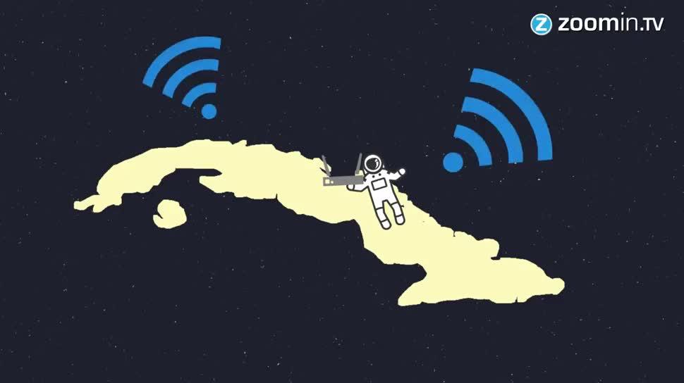 Wlan, Zoomin, WiFi, Hotspot, Hotspots, Kuba
