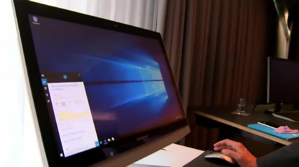 Microsoft, Betriebssystem, Windows, Windows 10, Cortana, Dpa