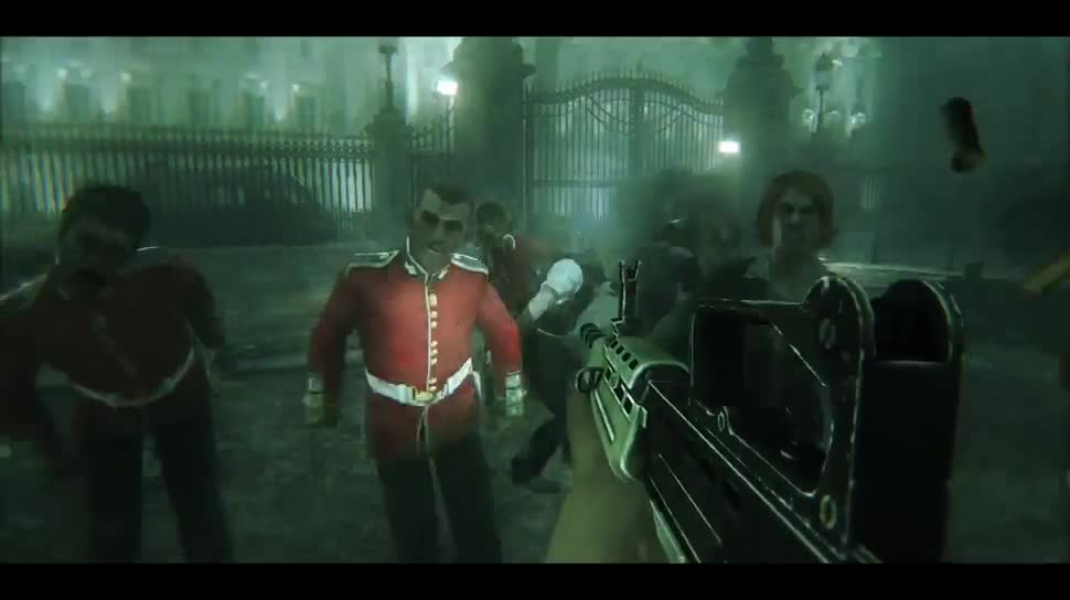 Trailer, Ubisoft, Zombies, Survival Horror, Zombi, ZombiU