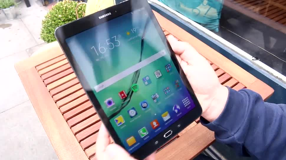 Tablet, Lte, Octacore, Hands-On, Hands on, Lollipop, Android 5.0, Samsung Galaxy Tab, TouchWiz, Samsung Galaxy Tab S2, Samsung Galaxy Tab S2 9.7, Samsung Exynos 5433, SM-T815, SM-T810, Samsung Galaxy Tab S2 9.7 LTE