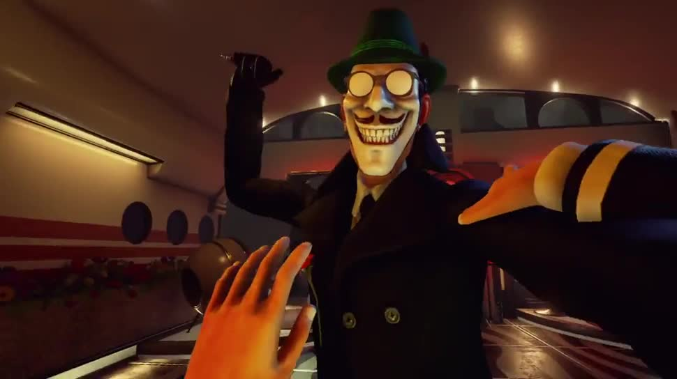 Microsoft, Trailer, Gamescom, Survival Horror, Horror, Gamescom 2015, We Happy Few