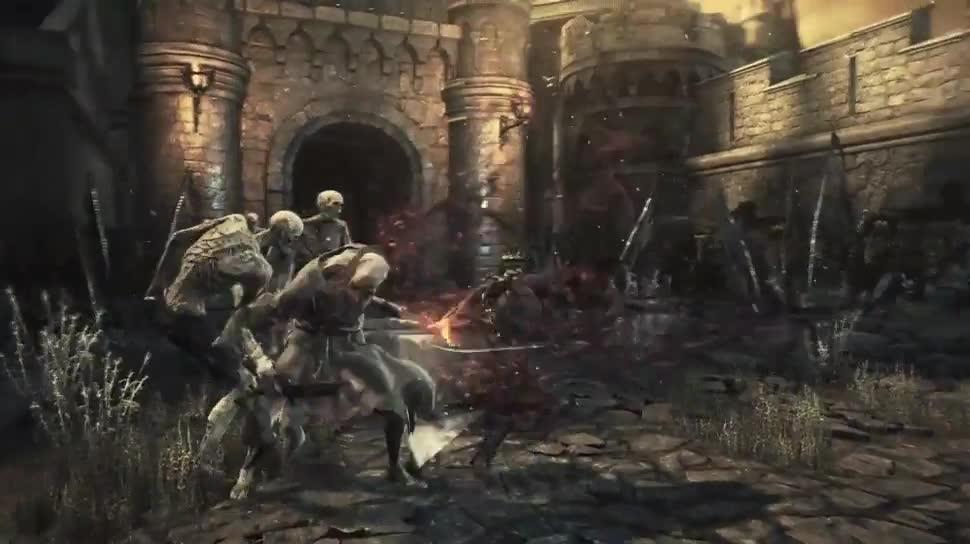 Trailer, Gamescom, Namco Bandai, Gamescom 2015, Dark Souls, Dark Souls 3, Dark Souls III