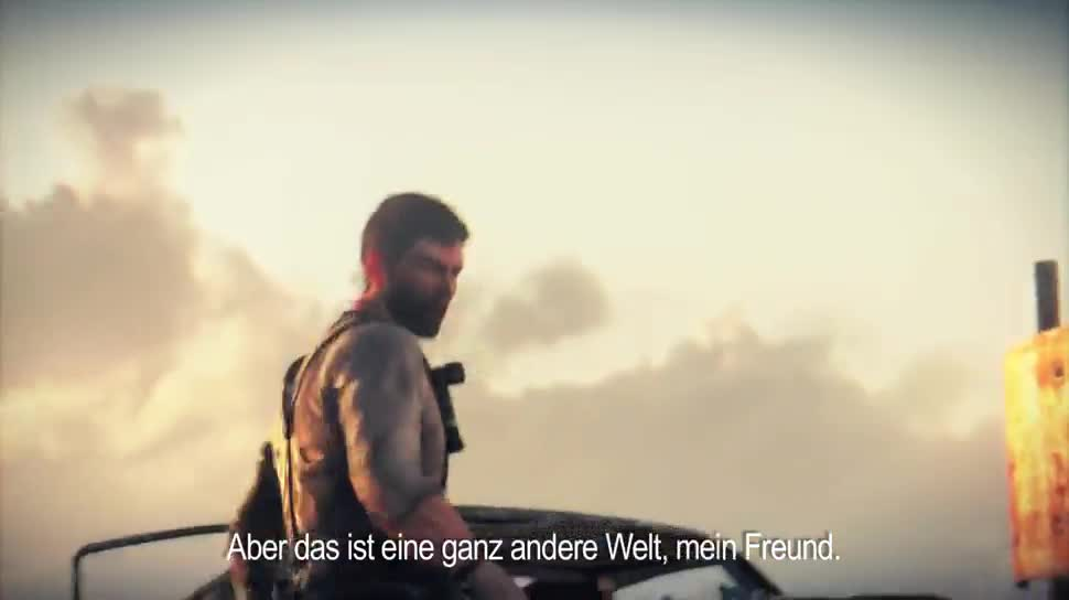 Trailer, Gamescom, actionspiel, Warner Bros., Gamescom 2015, Mad Max, Avalanche Studios