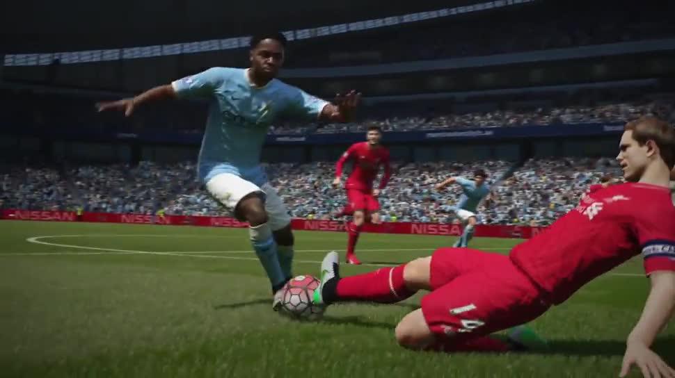 Trailer, Electronic Arts, Ea, Gamescom, Fußball, EA Sports, Fifa, Gamescom 2015, FIFA 16