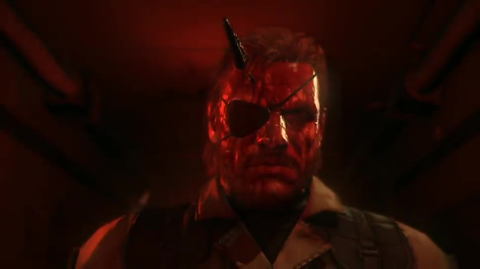 Trailer, Gamescom, actionspiel, Konami, Metal Gear Solid, Gamescom 2015, Hideo Kojima, Metal Gear Solid 5, The Phantom Pain