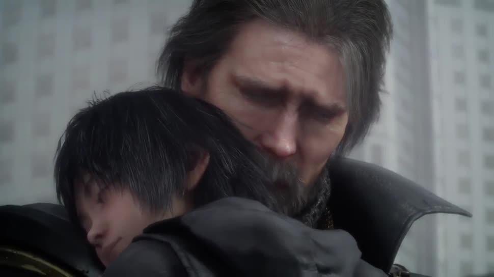 Trailer, Gamescom, Rollenspiel, Square Enix, Final Fantasy, Gamescom 2015, Final Fantasy XV