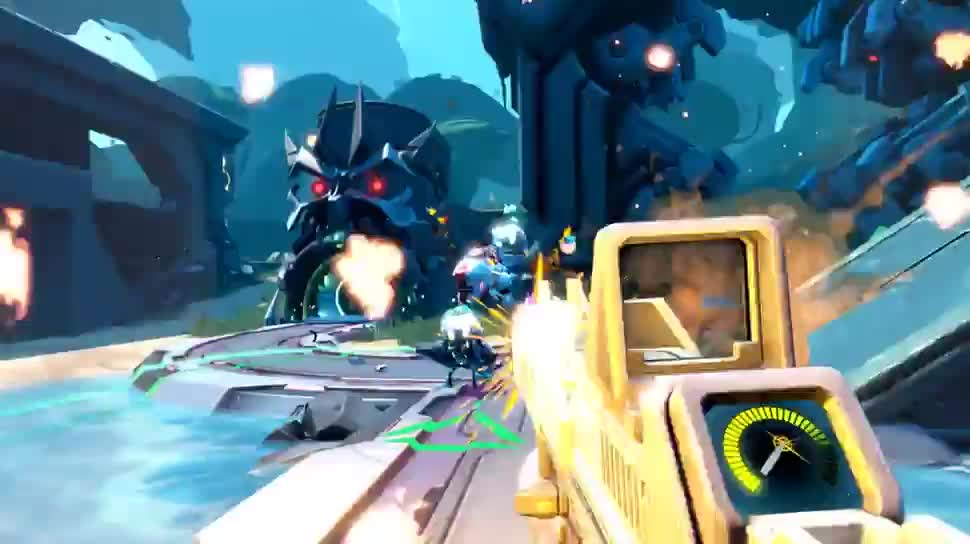 Trailer, Ego-Shooter, Gamescom, Shooter, 2K Games, Gearbox, Gamescom 2015, Battleborn