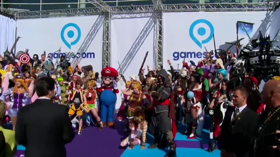 Gamescom, Virtual Reality, Messe, Köln, Gamescom 2015, Dpa
