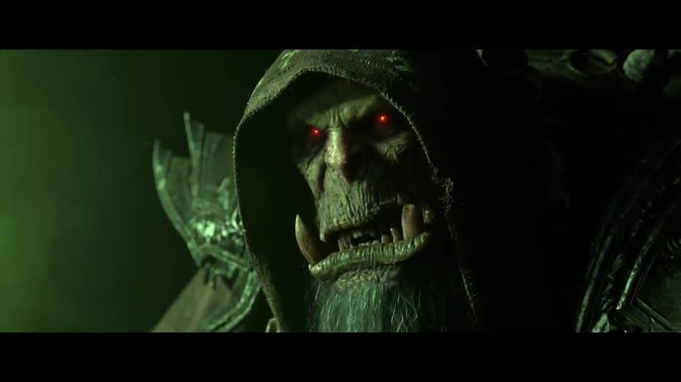 Trailer, Gamescom, Online-Spiele, Blizzard, Mmo, Mmorpg, Online-Rollenspiel, World of Warcraft, Erweiterung, Wow, Add-on, Gamescom 2015, World of Warcraft Legion