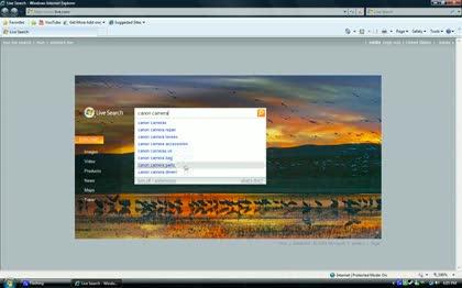 Microsoft, Suchmaschine, Bing, Suche, Kumo, Windows Live Search