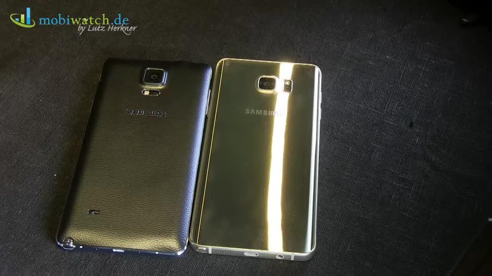 Smartphone, Samsung, Phablet, Lutz Herkner, Galaxy Note 5