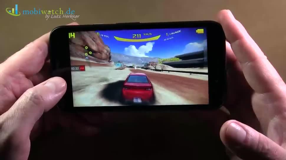 Smartphone, Android, Motorola, Lutz Herkner, Moto G, Game-Check
