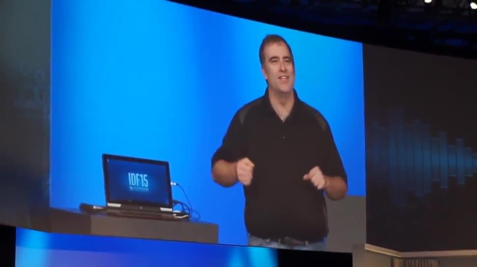 Windows 10, Intel, Prozessor, Cpu, Cortana, Skylake, Ruhezustand, Intel Developer Forum, DSP, Wake-on-Voice