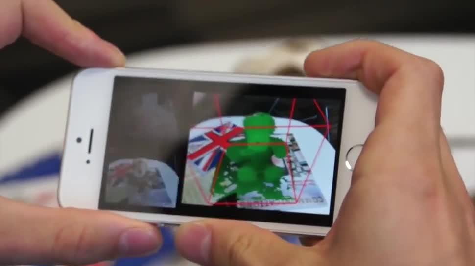 Microsoft, Forschung, Microsoft Research, 3D-Drucker, 3D-Scanner, MobileFusion