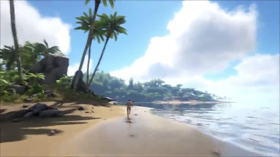 Trailer, Ark: Survival Evolved, Ark, Survival Evolved