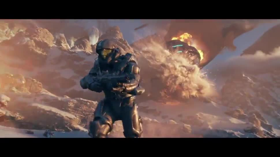 Microsoft, Trailer, Xbox, Xbox One, actionspiel, Microsoft Xbox One, Halo, Halo 5, 343 Industries, Halo 5: Guardians