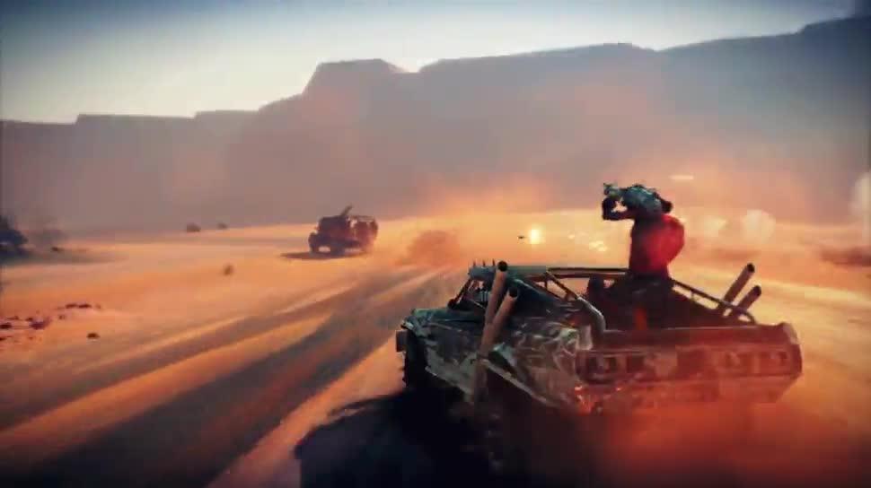 Trailer, actionspiel, Warner Bros., Avalanche Studios, Mad Max