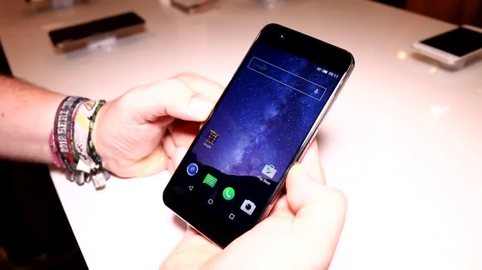 Smartphone, gigaset, Gigaset ME Pro