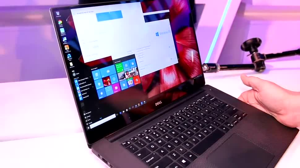 Intel, Ifa, Dell, 4K, Ultra HD, IFA 2015, Skylake, UHD, Xps, 4K Display, Dell XPS 15, Dell XPS