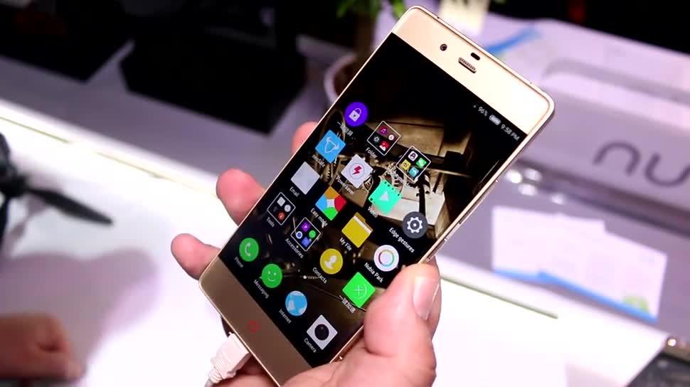 Smartphone, Zte, IFA 2015, ZTE Nubia Z9