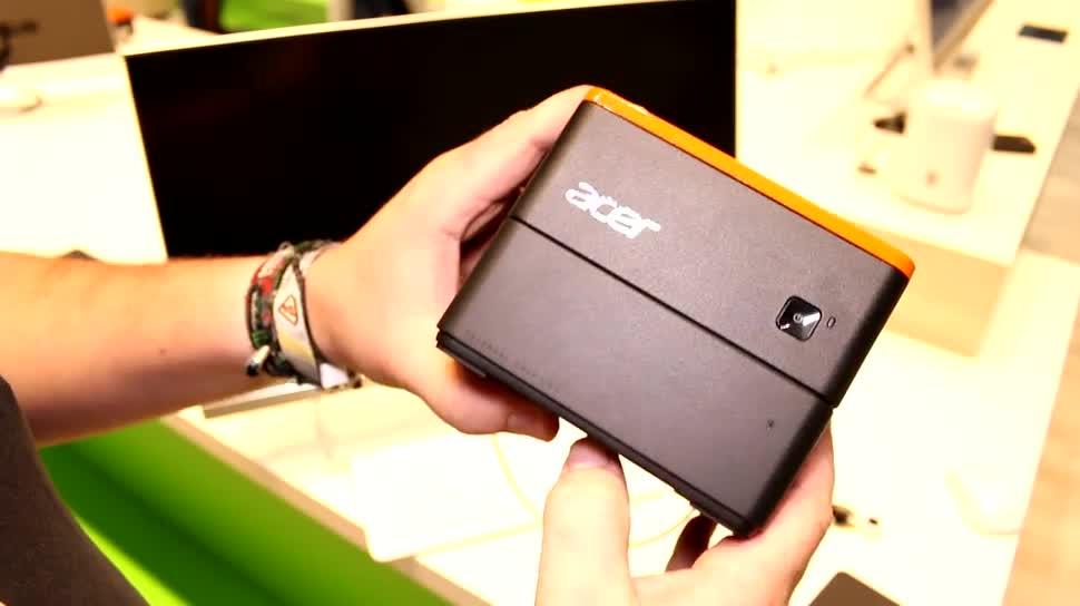 Hands-On, Ifa, Acer, Hands on, mini-pc, IFA 2015, Skylake, Module, Braswell, Intel Celeron, Intel Skylake, Acer Revo Build