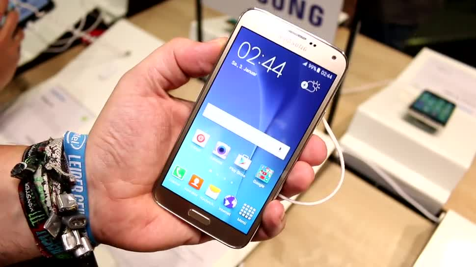 Android, Samsung, IFA 2015, Galaxy S5 Neo