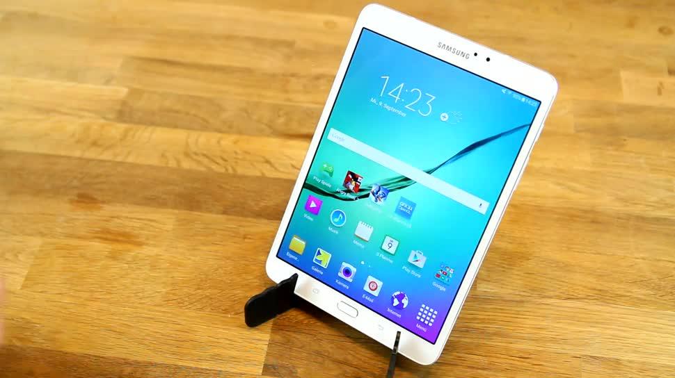Android, Tablet, Samsung, Andrzej Tokarski, Galaxy Tab S2