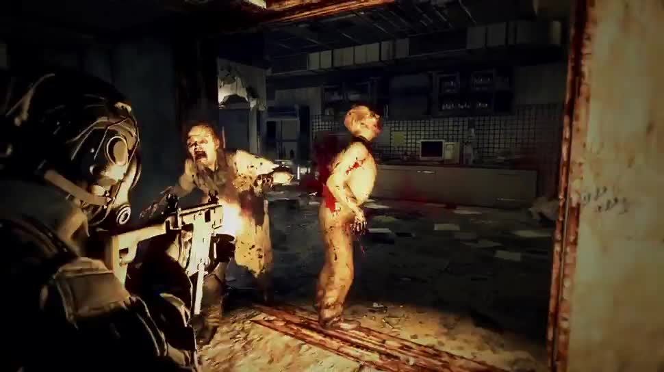 Trailer, Shooter, Capcom, Online-Shooter, Zombies, Resident Evil, Tokyo Game Show, Umbrella Corps, TGS 2015