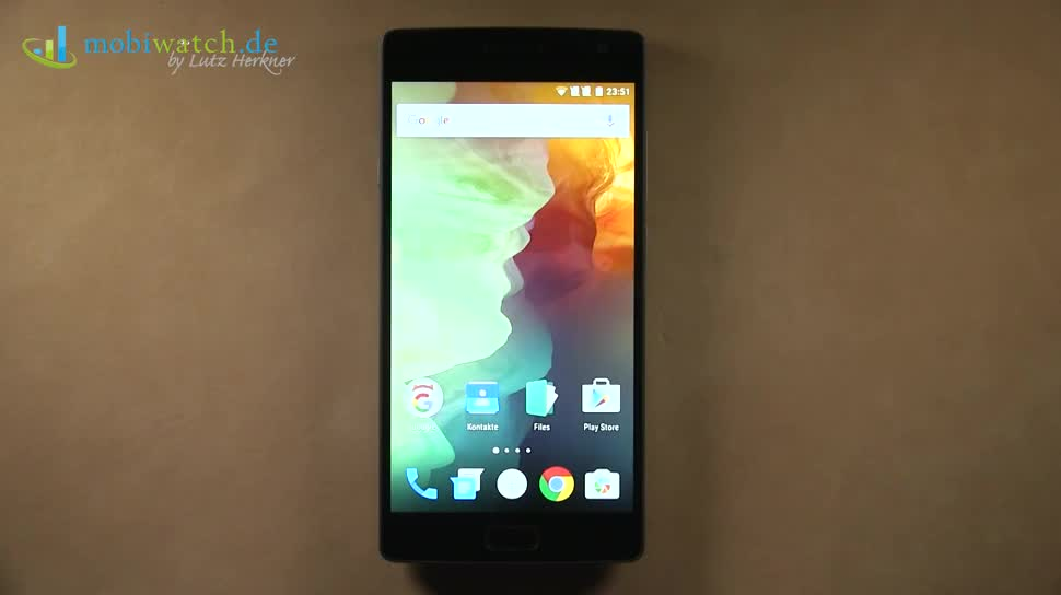 Smartphone, Test, Hands-On, OnePlus 2