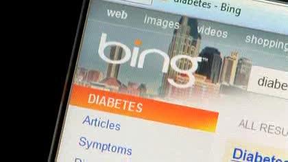 Microsoft, Suchmaschine, Bing, Suche, Entscheidungsmaschine, Kumo