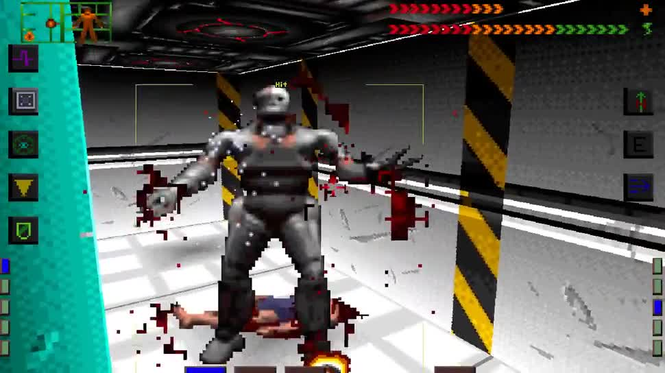 Trailer, Shooter, Rollenspiel, GOG, System Shock, System Shock: Enhanced Edition, Looking Glass