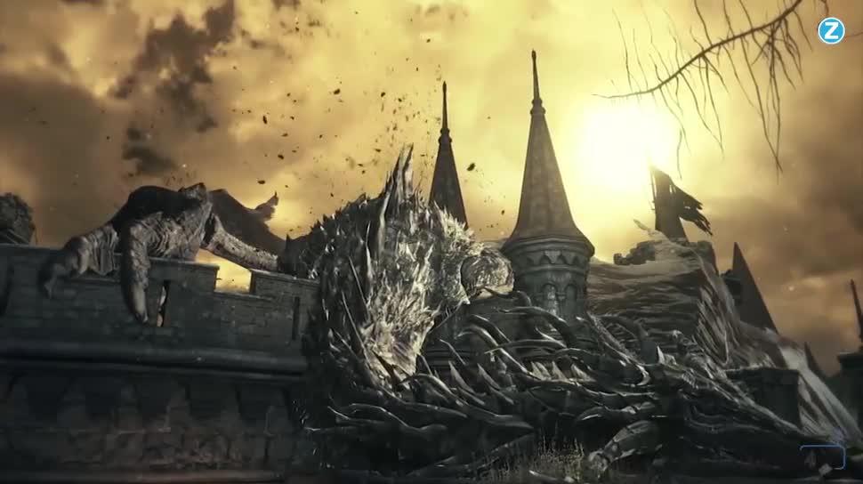 Trailer, Zoomin, Rollenspiel, Namco Bandai, Dark Souls, Dark Souls 3, Dark Souls III