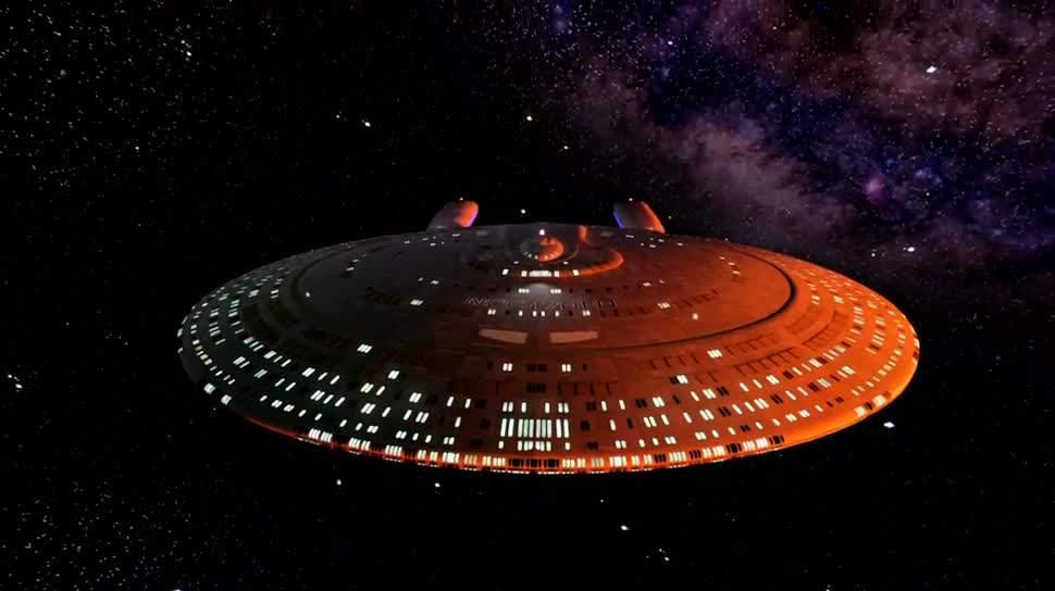 Virtual Reality, VR, Oculus Rift, Star Trek, unreal engine 4, Enterprise, Unreal Engine