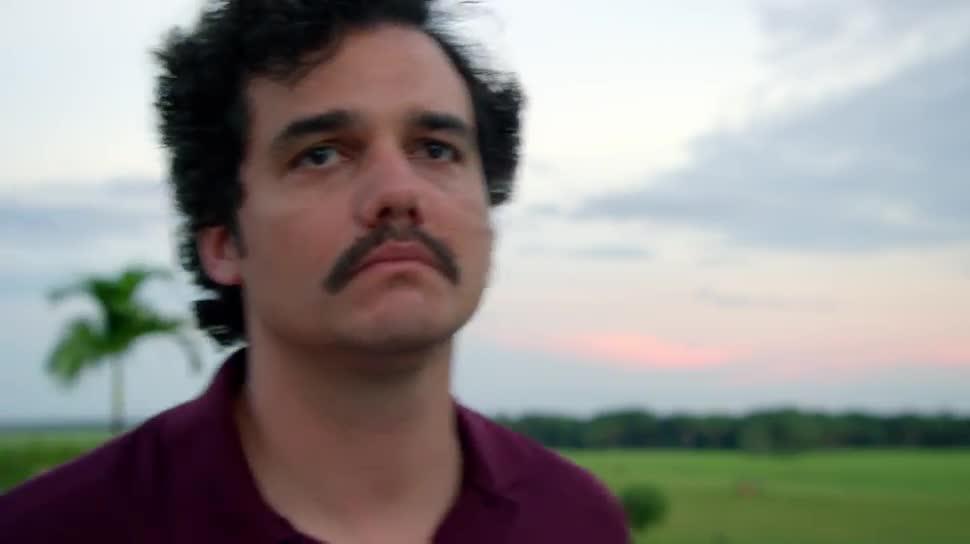 Trailer, Netflix, Serie, Drogen, Drogenhandel, Narcos, Kolumbien, Pablo Escobar