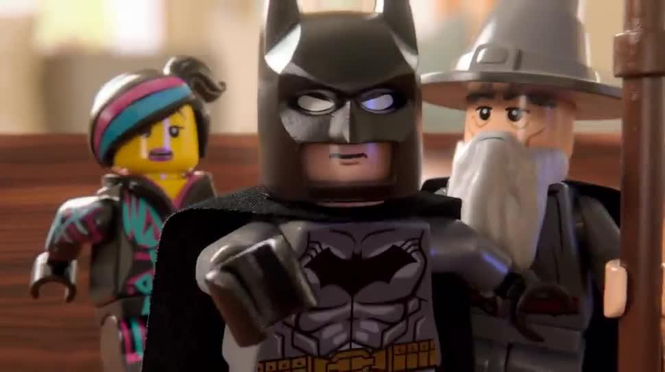 Trailer, Warner Bros., Lego, Spielzeug, Lego Dimensions