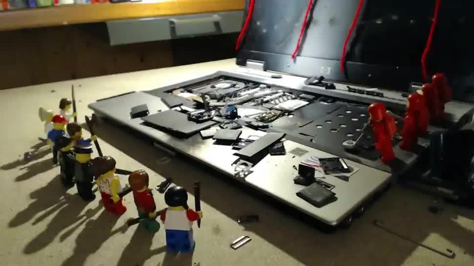 Computer Zerstören