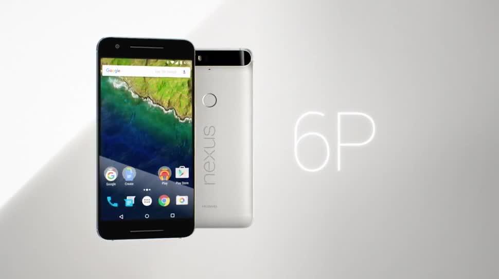Smartphone, Android 6.0, Marshmallow, Nexus 6P, Google Nexus 6P, Huawei Nexus 6P