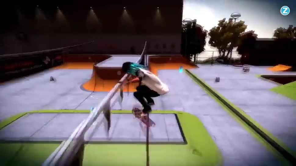 Zoomin, Activision, Skateboard, Tony Hawk's Pro Skater 5, Tony Hawk's Pro Skater