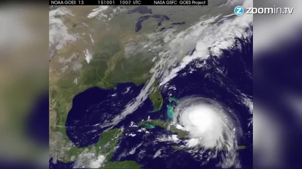 Weltraum, Nasa, Satellit, Satellitenbilder, Erde, Hurrikan, Hurrikan Joaquin